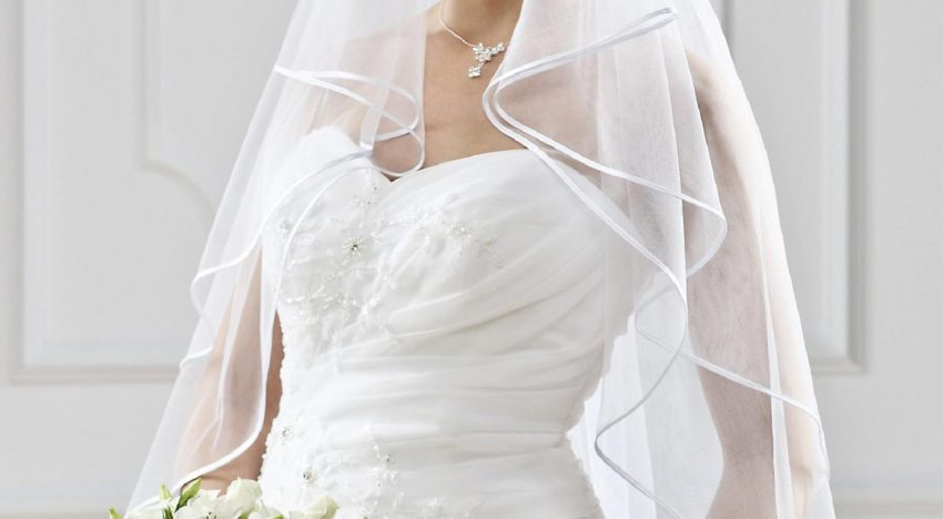 4 voiles de mariée qui font rêver