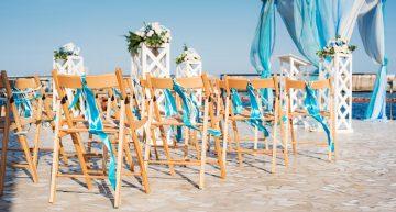 Comment faire une décoration de mariage parfaite pour un thème bord de mer
