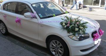 Besoin d'inspiration pour la déco de votre voiture de mariage ?