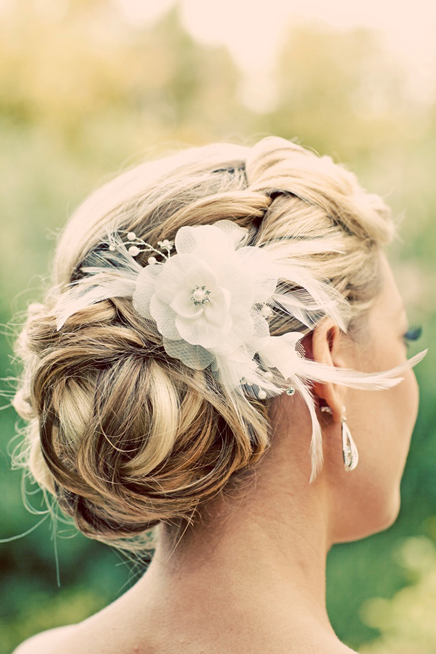 accessoire coiffure mariage