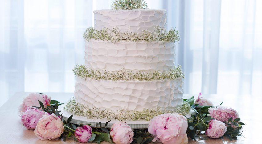 Suivez le guide pour un gâteau de mariage vraiment original